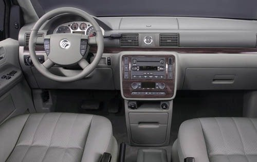 Mercury Monterey 2004 - 2007 Minivan #8