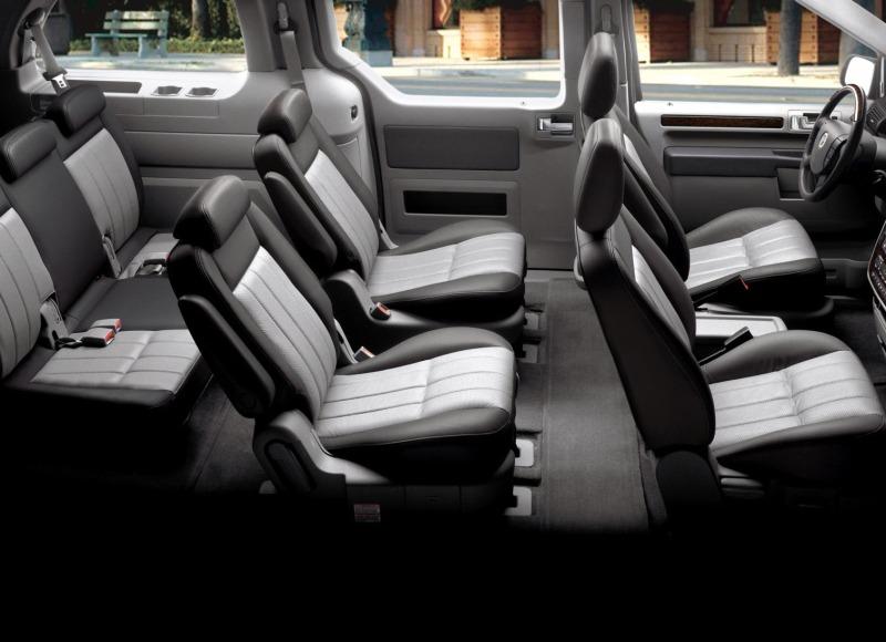 Mercury Monterey 2004 - 2007 Minivan #7