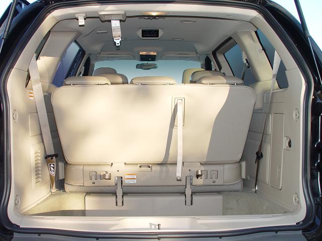 Mercury Monterey 2004 - 2007 Minivan #5