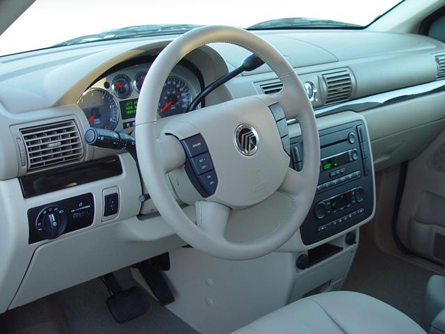 Mercury Monterey 2004 - 2007 Minivan #6