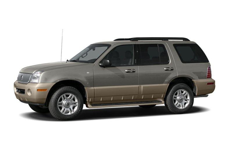 Mercury Mountaineer III 2005 - 2010 SUV 5 door #2