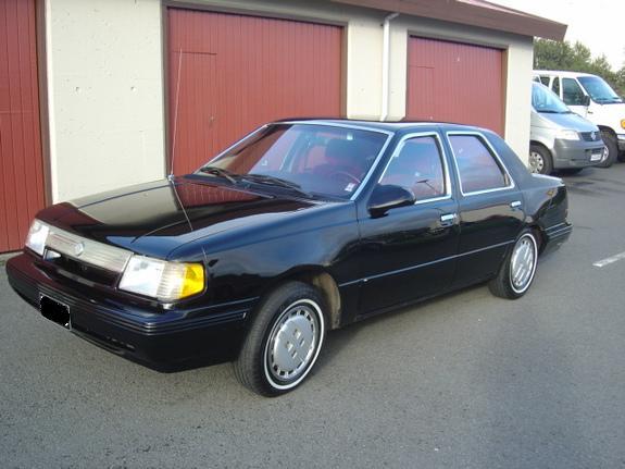 Mercury Topaz II 1987 - 1994 Sedan #1