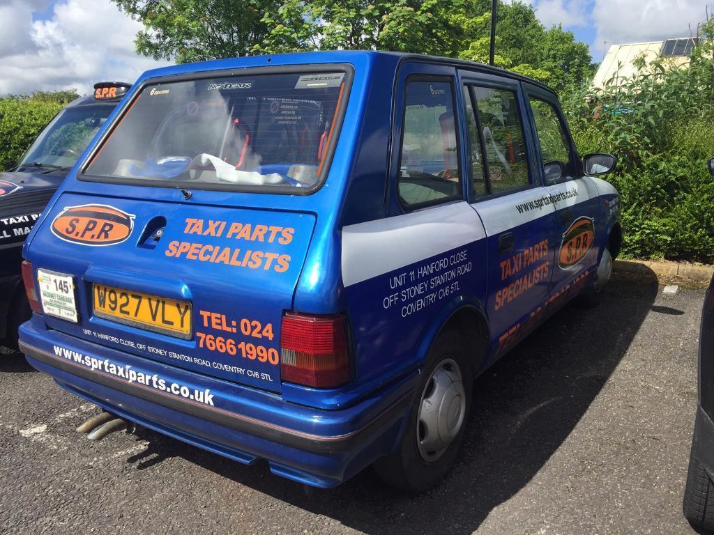 Metrocab Metrocab II (TTT) 2001 - 2006 Hatchback 5 door #5