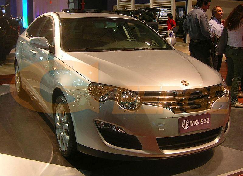 MG 550 I 2009 - now Sedan #1