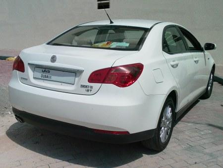 MG 550 I 2009 - now Sedan #7