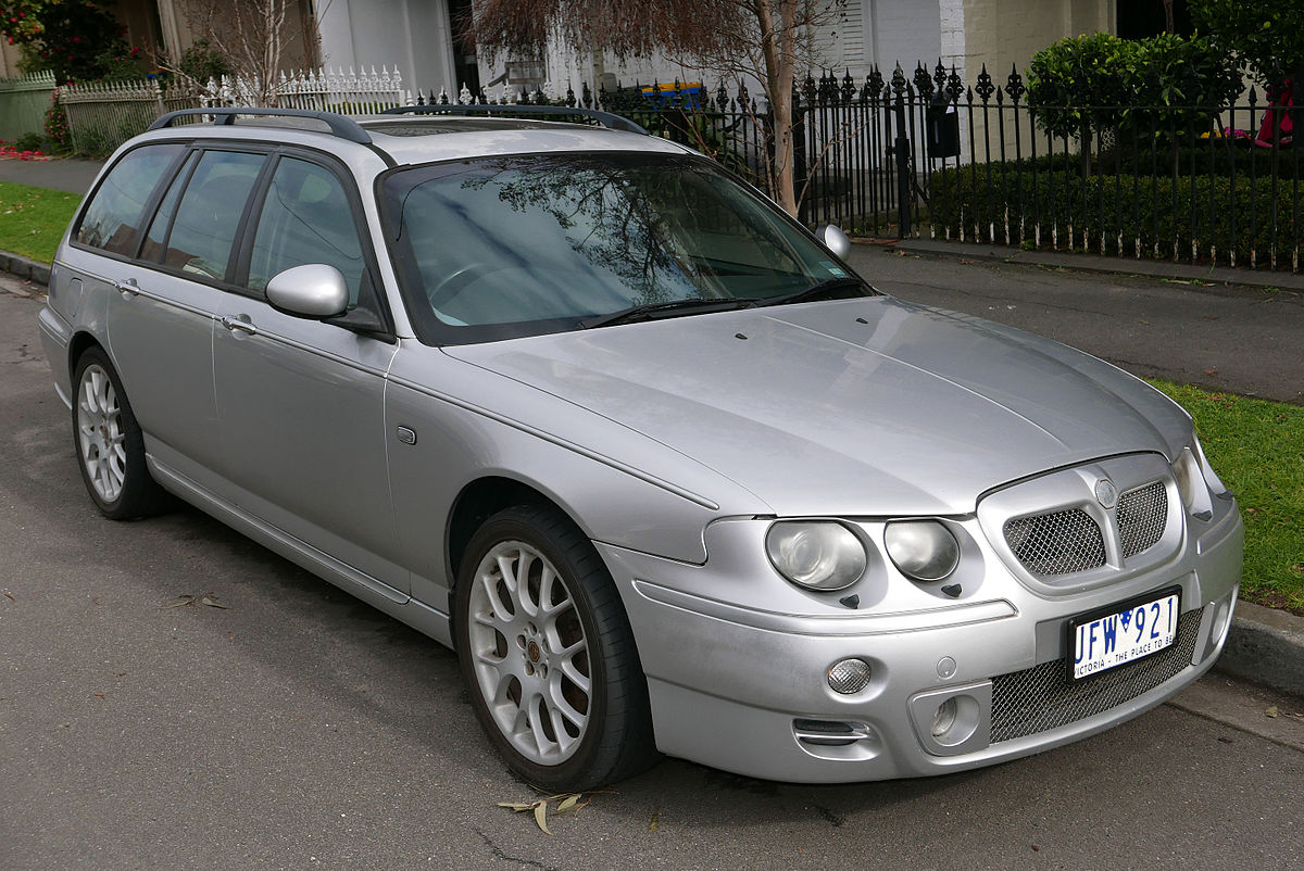 MG ZT 2001 - 2005 Station wagon 5 door #8