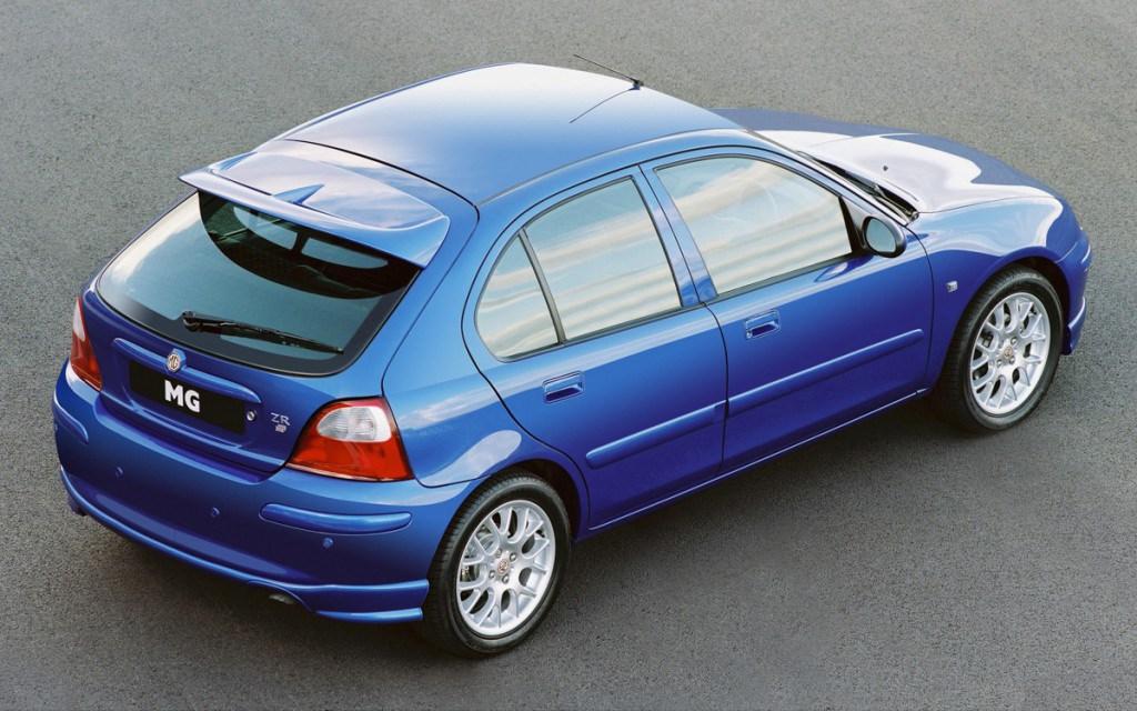 MG ZR 2001 - 2005 Hatchback 3 door #4
