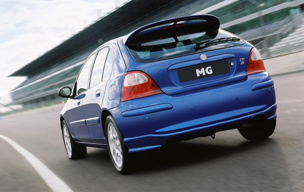 MG ZR 2001 - 2005 Hatchback 3 door #1