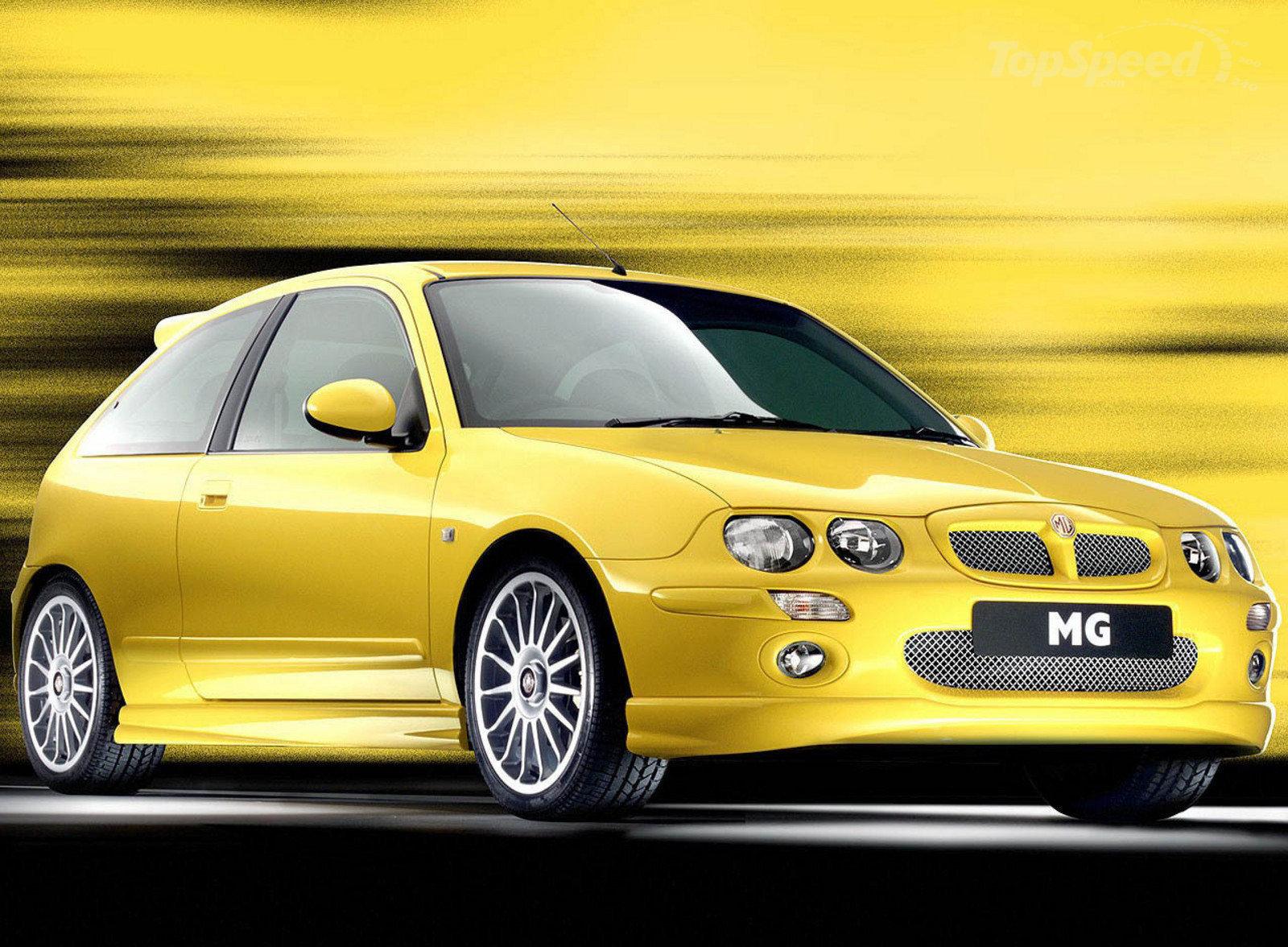 MG ZR 2001 - 2005 Hatchback 3 door #5