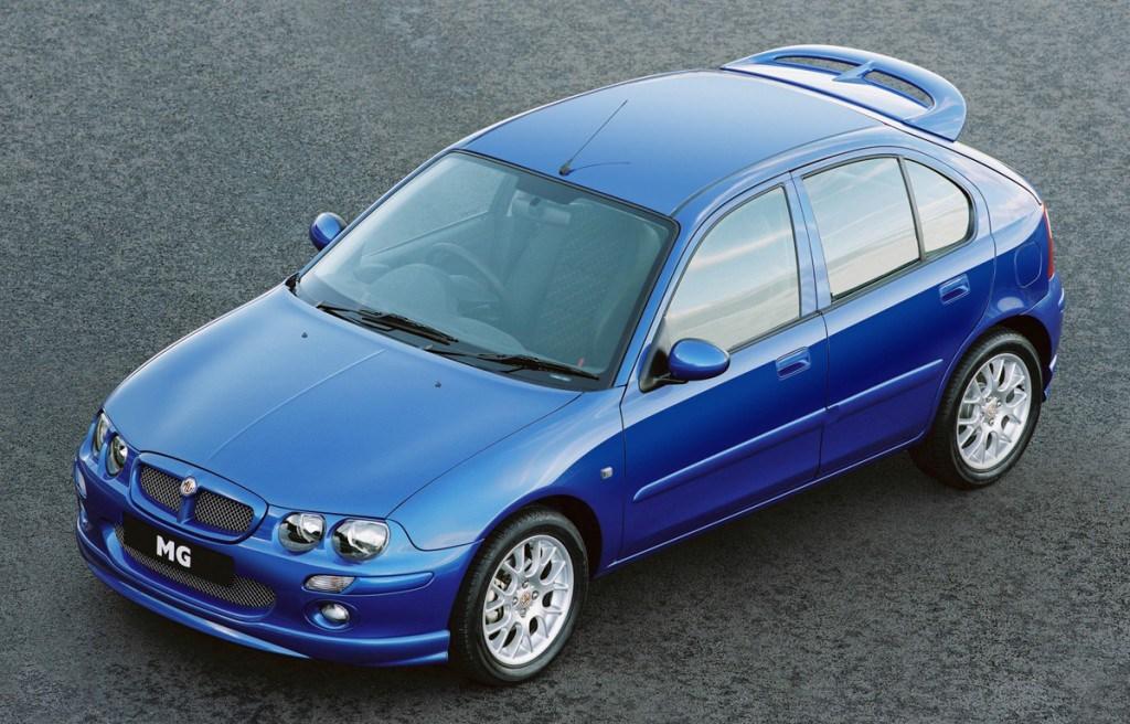 MG ZR 2001 - 2005 Hatchback 3 door #3