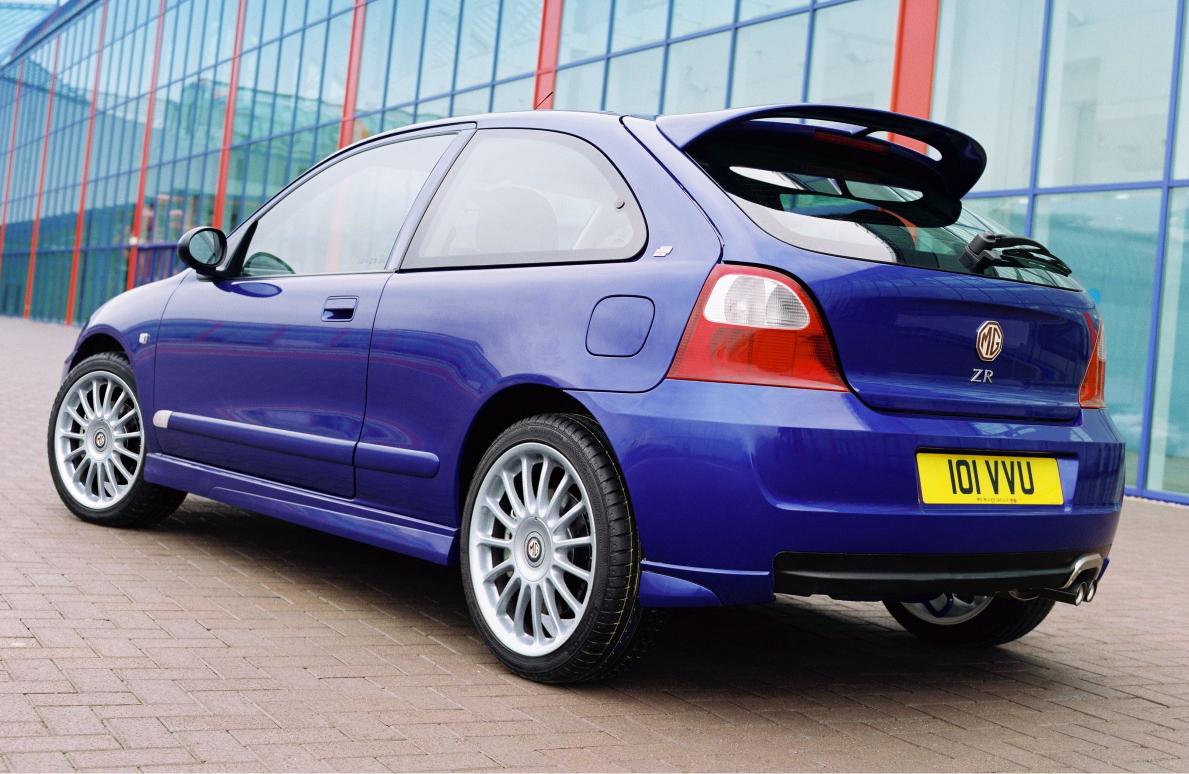 MG ZR 2001 - 2005 Hatchback 3 door #7