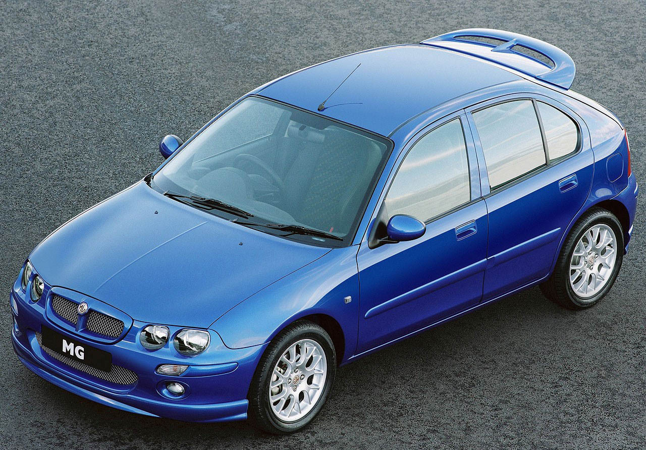 MG ZR 2001 - 2005 Hatchback 3 door #6
