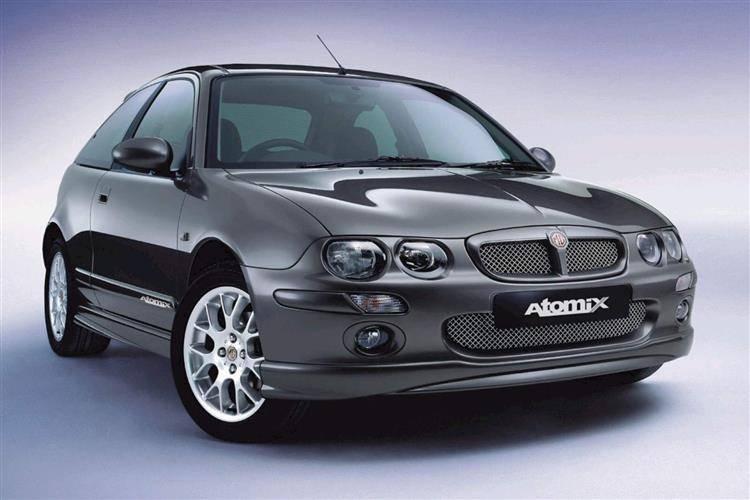 MG ZR 2001 - 2005 Hatchback 3 door #2