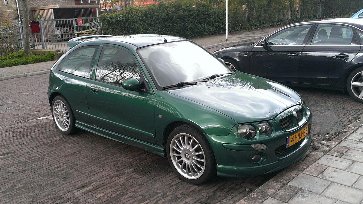 MG ZR 2001 - 2005 Hatchback 3 door #8