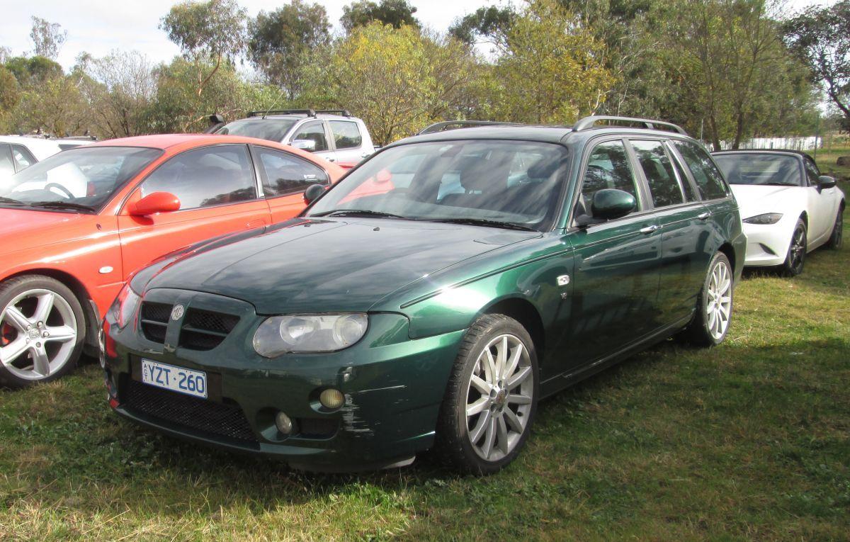 MG ZT 2001 - 2005 Station wagon 5 door #1