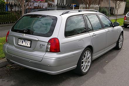 MG ZT 2001 - 2005 Station wagon 5 door #4