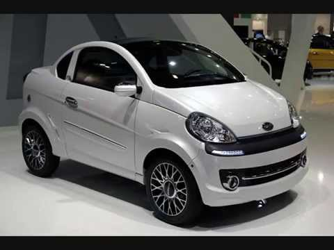 Microcar F8C 2009 - now Coupe #8