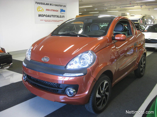 Microcar F8C 2009 - now Coupe #6