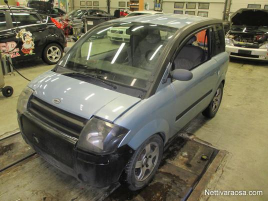 Microcar Virgo 1999 - 2003 Hatchback 3 door #8