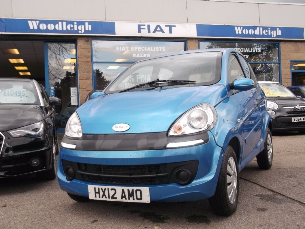 Microcar M.Go 2009 - now Hatchback 3 door #2