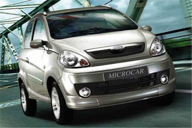Microcar M.Go 2009 - now Hatchback 3 door #1
