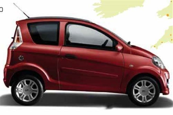 Microcar M.Go 2009 - now Hatchback 3 door #3