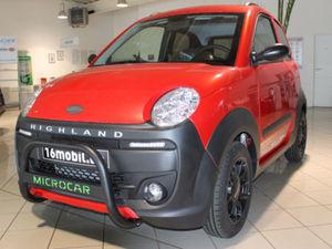 Microcar M.Go 2009 - now Hatchback 3 door #8