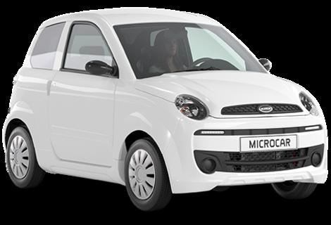 Microcar M.Go 2009 - now Hatchback 3 door #5