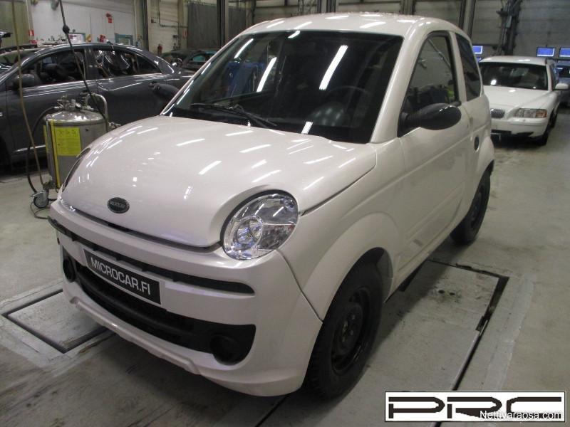 Microcar M.Go 2009 - now Hatchback 3 door #7