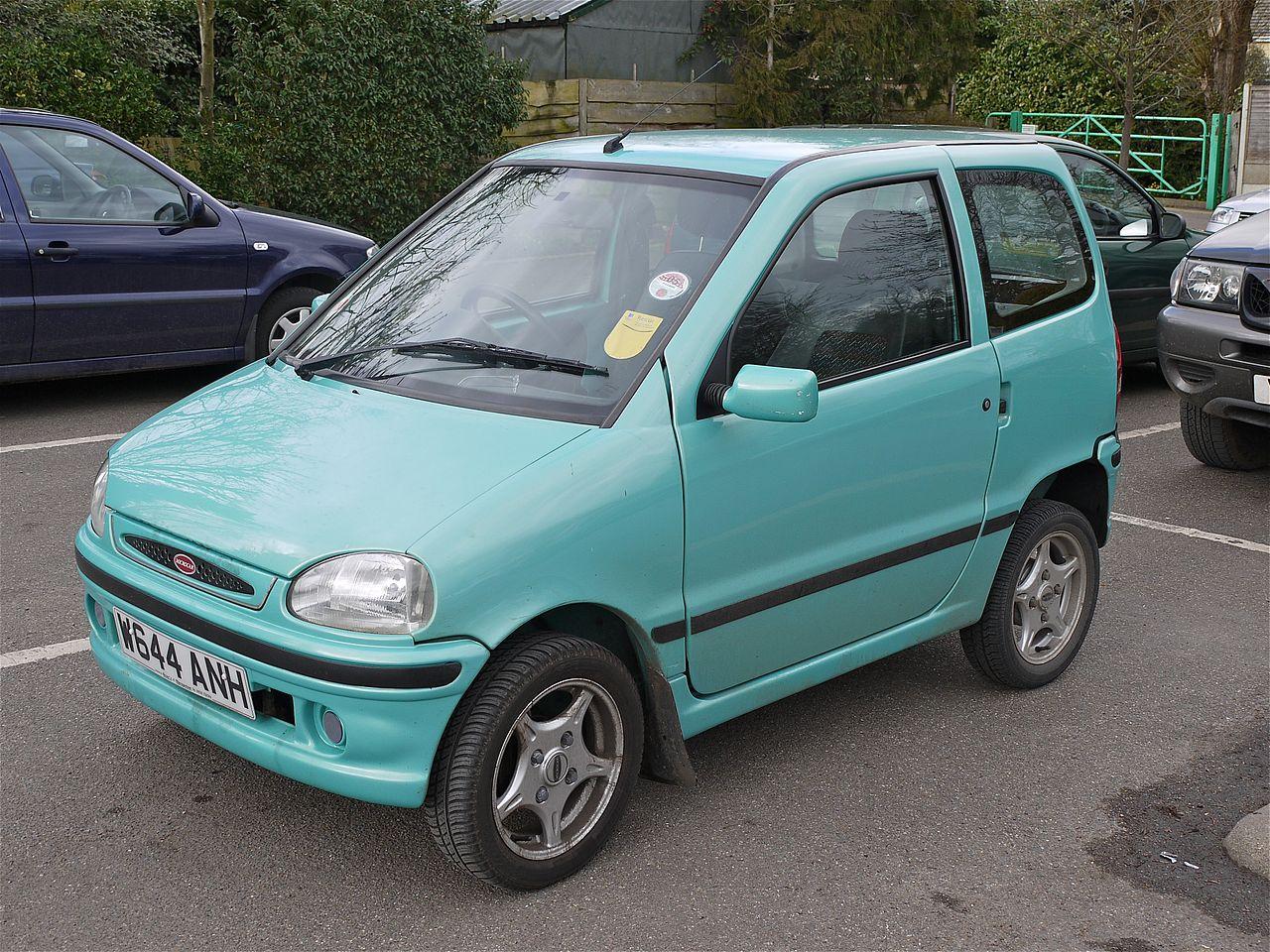 Microcar Virgo 1999 - 2003 Hatchback 3 door #4