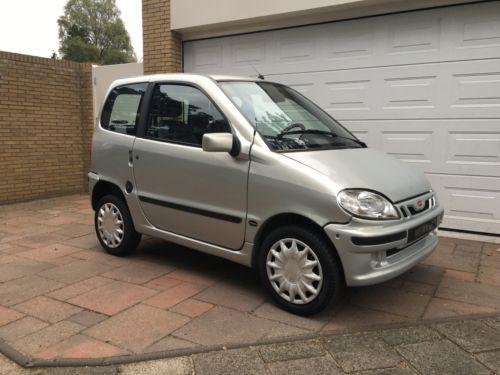 Microcar Virgo 1999 - 2003 Hatchback 3 door #2