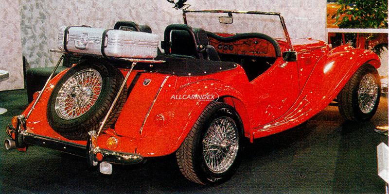 Minelli TF 1800 1998 - 2001 Speedster #2
