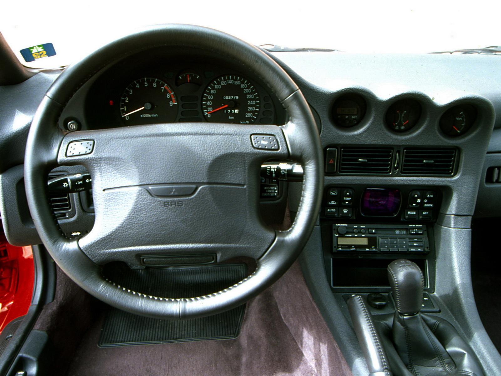 Mitsubishi 3000 GT I 1990 - 1994 Coupe #2