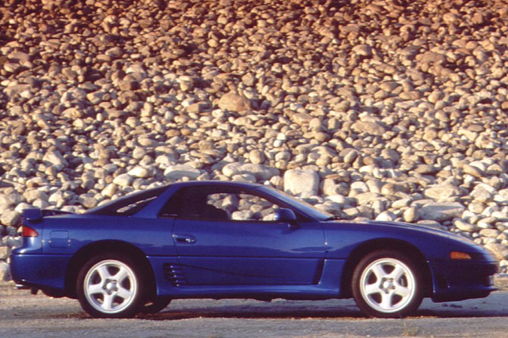 Mitsubishi 3000 GT II 1994 - 1998 Cabriolet #5