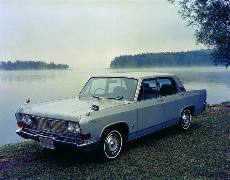 Mitsubishi 500 I 1960 - 1962 Sedan 2 door #1