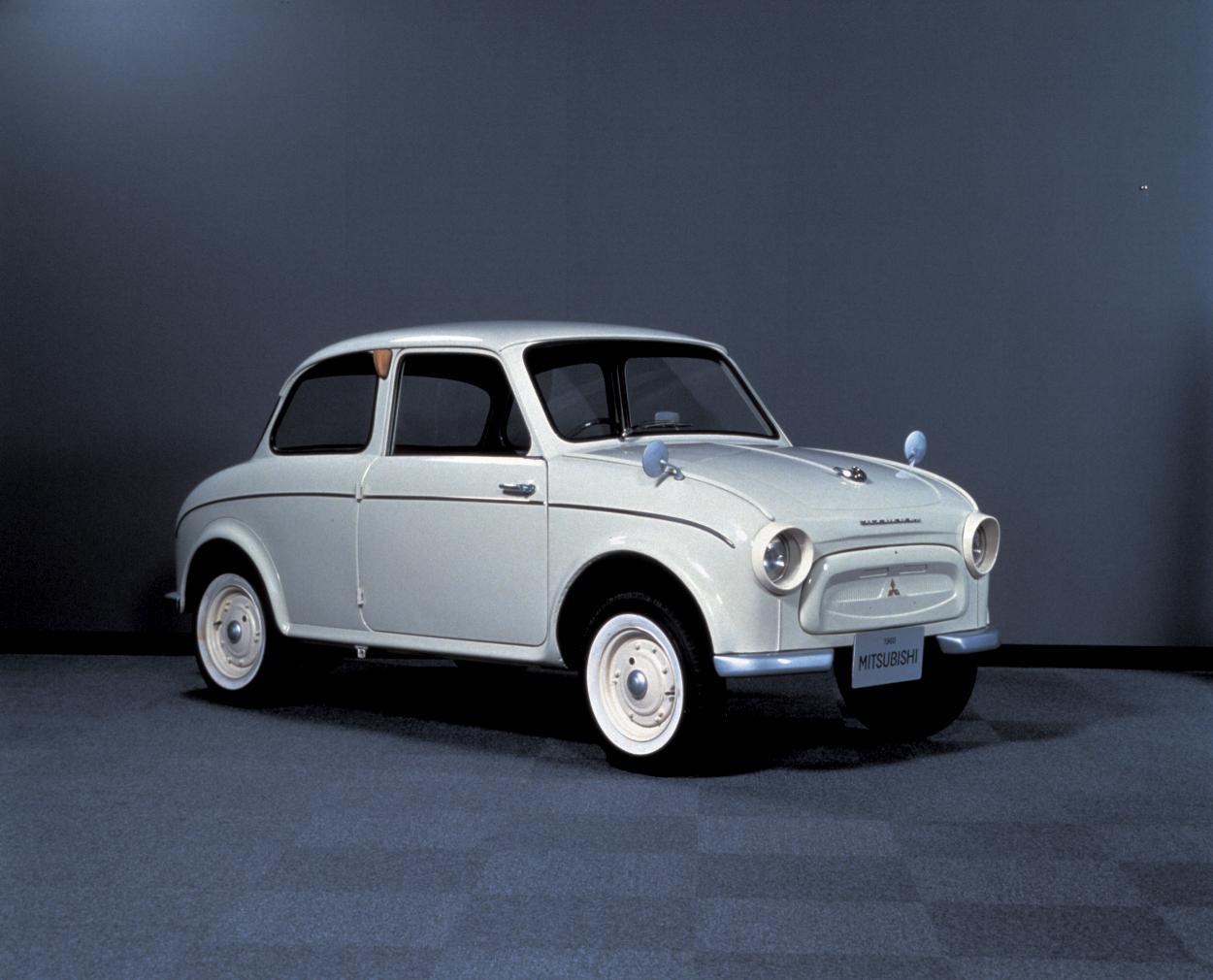 Mitsubishi 500 I 1960 - 1962 Sedan 2 door #5