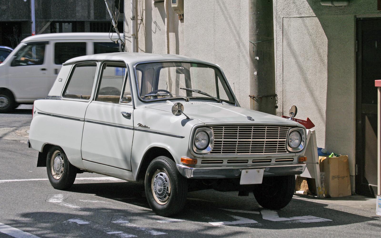 Mitsubishi 500 I 1960 - 1962 Sedan 2 door #3