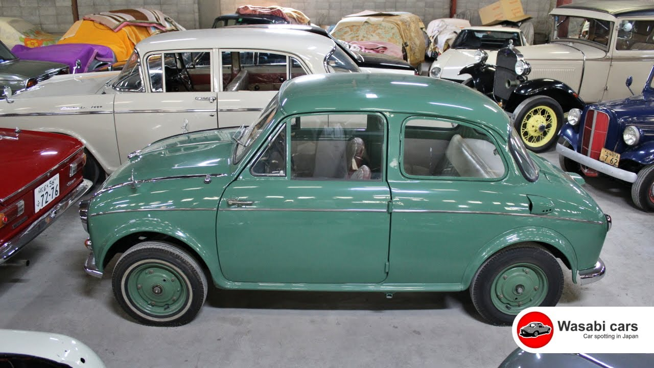 Mitsubishi 500 I 1960 - 1962 Sedan 2 door #6