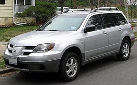 Mitsubishi Airtrek 2001 - 2008 SUV 5 door #8