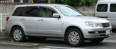Mitsubishi Airtrek 2001 - 2008 SUV 5 door #1