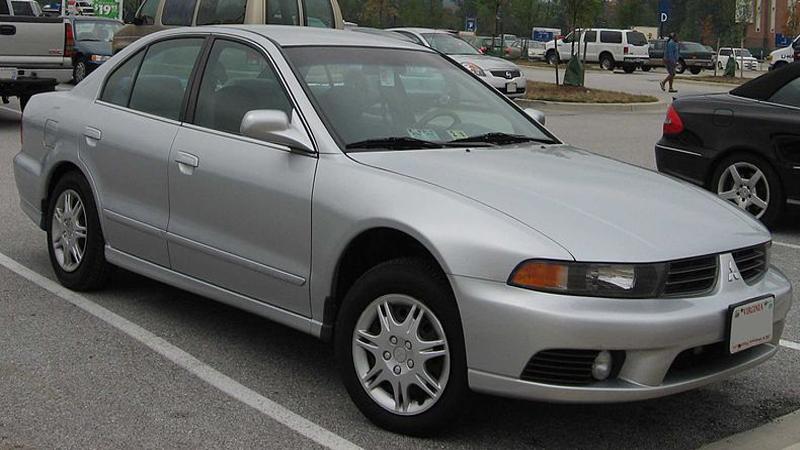 Mitsubishi Aspire 1998 - 2003 Sedan #4