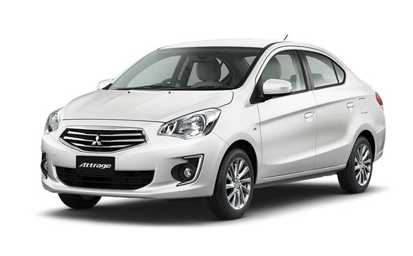 Mitsubishi Attrage 2014 - now Sedan #1