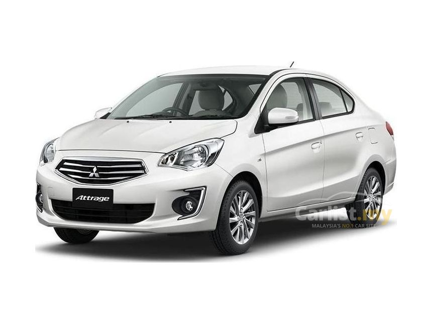 Mitsubishi Attrage 2014 - now Sedan #2