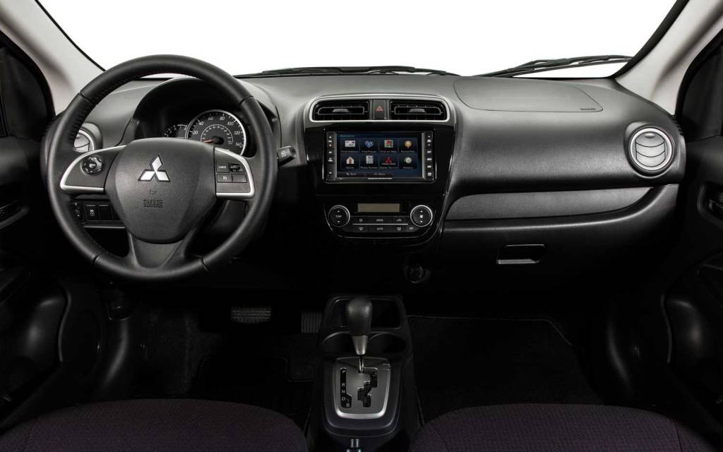 Mitsubishi Attrage 2014 - now Sedan #5
