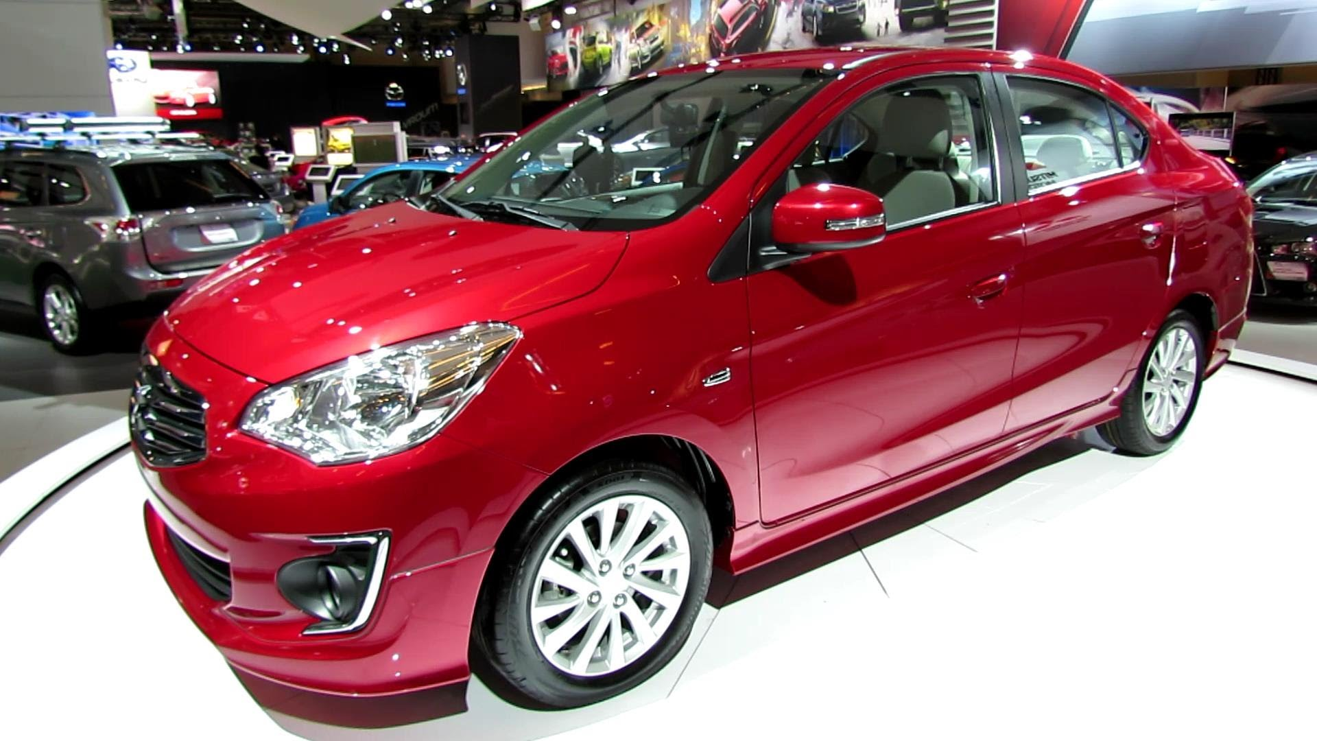 Mitsubishi Attrage 2014 - now Sedan #6