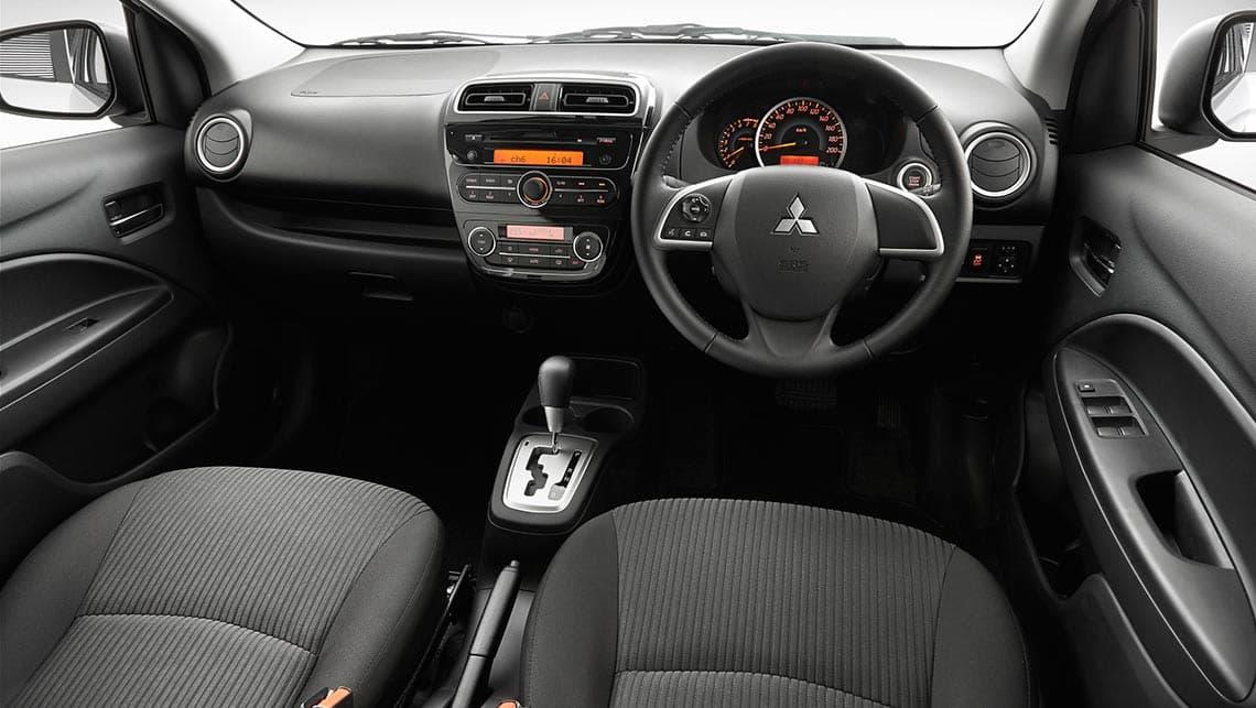 Mitsubishi Attrage 2014 - now Sedan #8