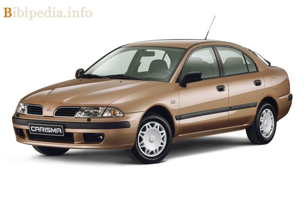 Mitsubishi Carisma I 1995 - 1999 Hatchback 5 door #1