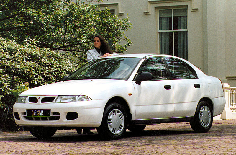Mitsubishi Carisma I 1995 - 1999 Hatchback 5 door #2