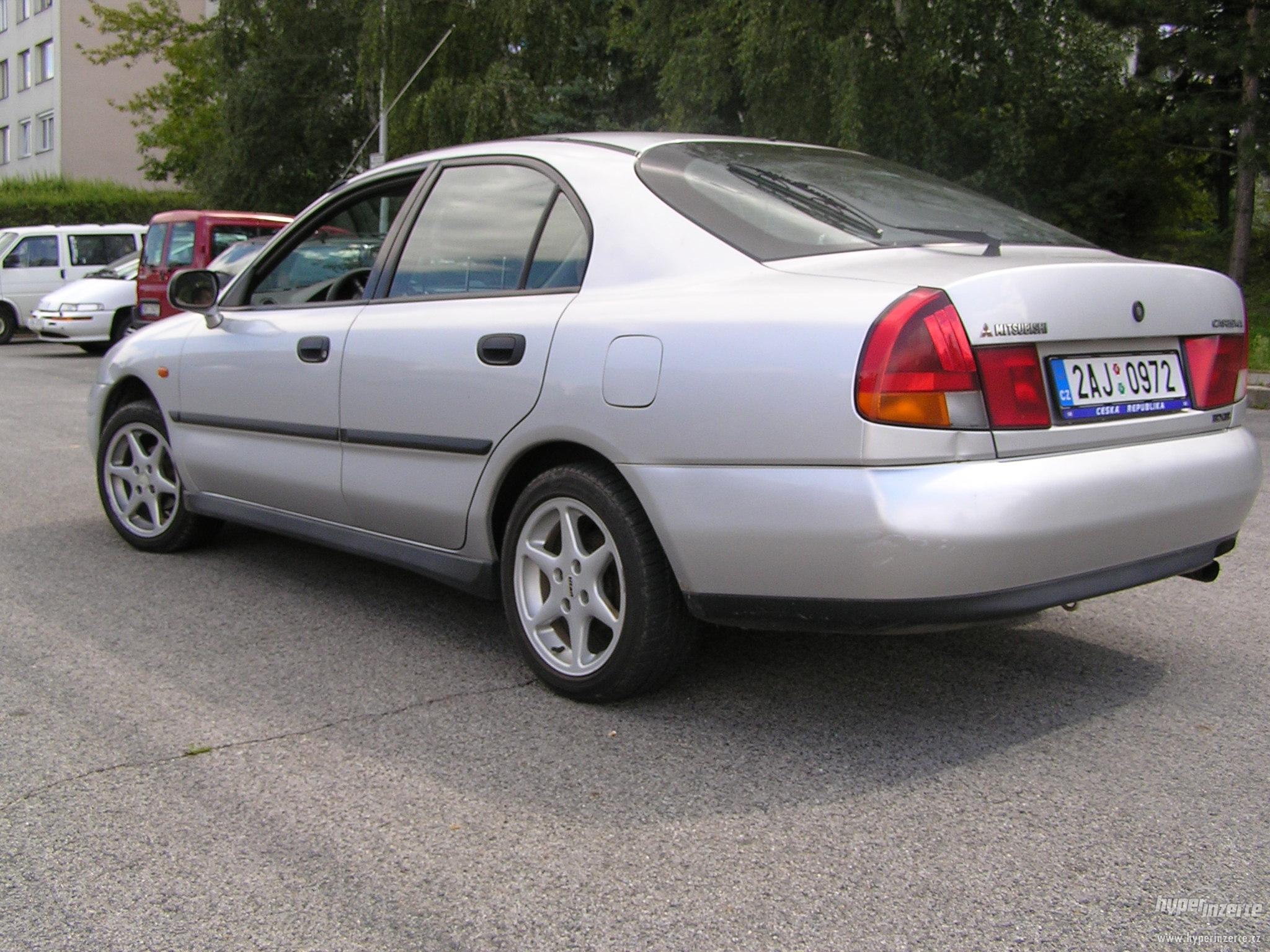 Mitsubishi Carisma I 1995 - 1999 Hatchback 5 door #5