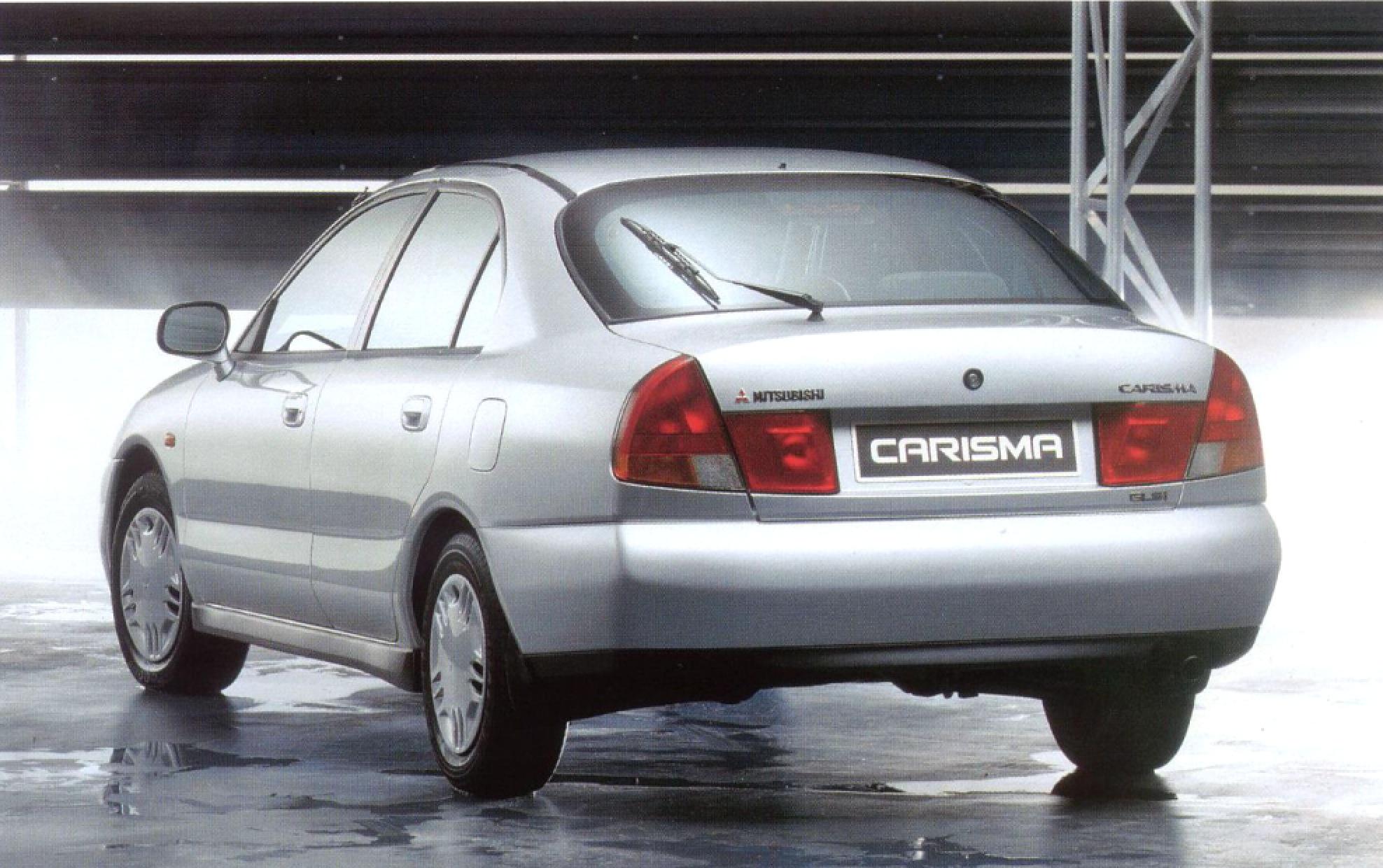 Mitsubishi Carisma I 1995 - 1999 Hatchback 5 door #6
